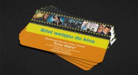 Kalendarzyki karty firmowe