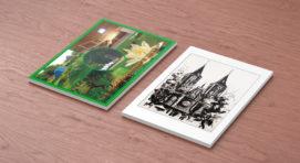 Pocztówki druk pocztówek