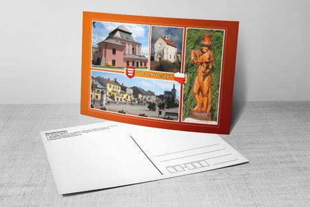 Pocztówki druk pocztówek kartki świąteczne