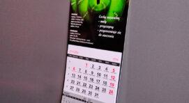 kalendarze na lodówkę